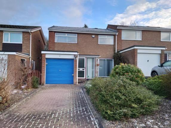 Thumbnail Semi-detached house for sale in Broadoak Drive, Lanchester, Durham