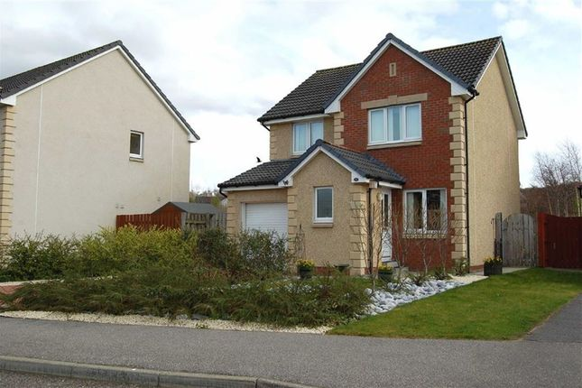 Thumbnail Detached house for sale in Castlehill Park, Inverness