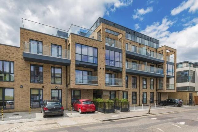 Thumbnail 2 bed flat for sale in Anayah Apartments, 54B Trundleys Road, London