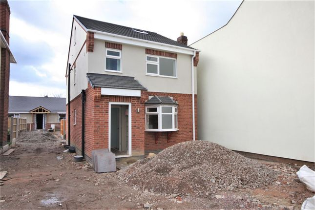 Thumbnail Detached house for sale in Silver Street, Whitwick, Coalville