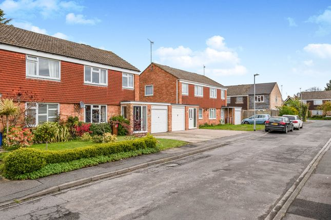 Thumbnail Semi-detached house for sale in Hutsons Close, Wokingham, Berkshire
