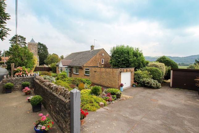 Thumbnail Bungalow for sale in Clevedon Road, Weston-In-Gordano, Bristol