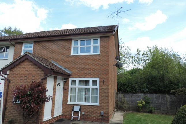 Thumbnail Semi-detached house to rent in Wimblington Drive, Lower Earley, Reading