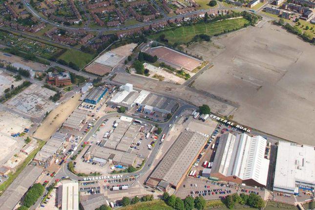 Thumbnail Industrial to let in Unit i4, Riverside Industrial Estate, Dartford