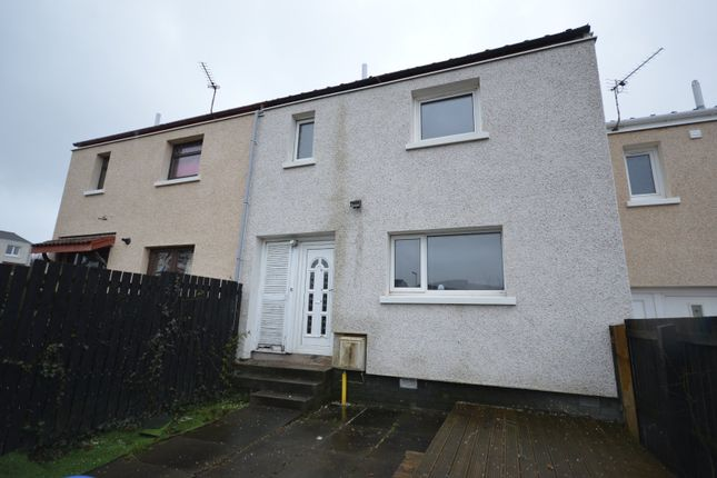 3 bed terraced house for sale in Spencerfield Road, Inverkeithing, Fife KY11