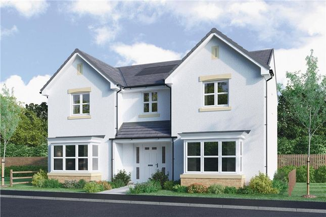 "Thumbnail Detached house for sale in ""Napier"" at Brotherton Avenue, Livingston"