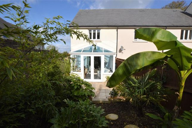 Thumbnail End terrace house to rent in St Marys Hill, Brixham, Devon