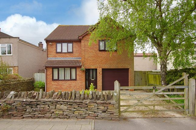 Thumbnail Detached house for sale in Eggshill Lane, Yate, Bristol