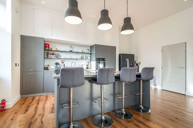 Kitchen Area of Trust House, 8 Middle Road, Dundee, Angus DD2