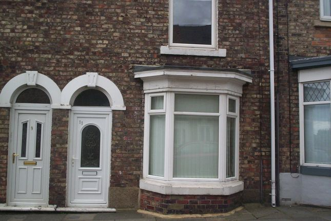Thumbnail Terraced house to rent in Beaconsfield Road, Norton, Stockton On Tees