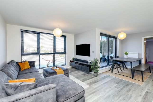 Thumbnail Penthouse for sale in Prince Of Wales Road, Norwich