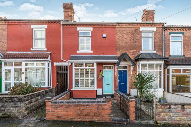 Thumbnail Terraced house for sale in Weston Road, Bearwood, Smethwick