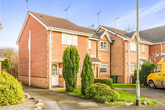 Thumbnail Terraced house for sale in Manor House Court, Scawthorpe, Doncaster