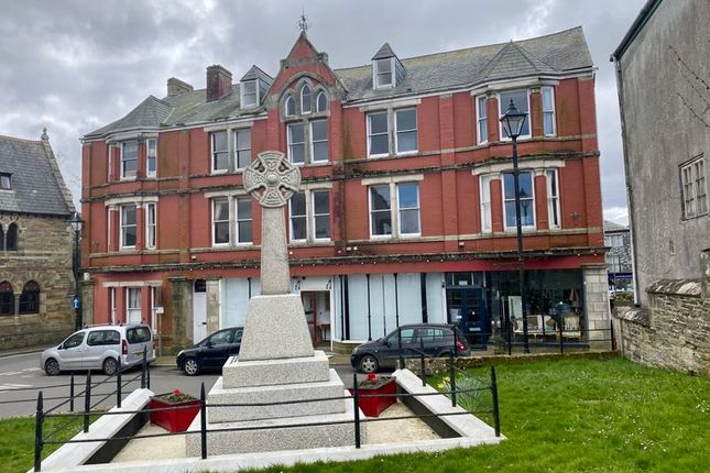 1 bed flat for sale in Market Place, St. Columb TR9