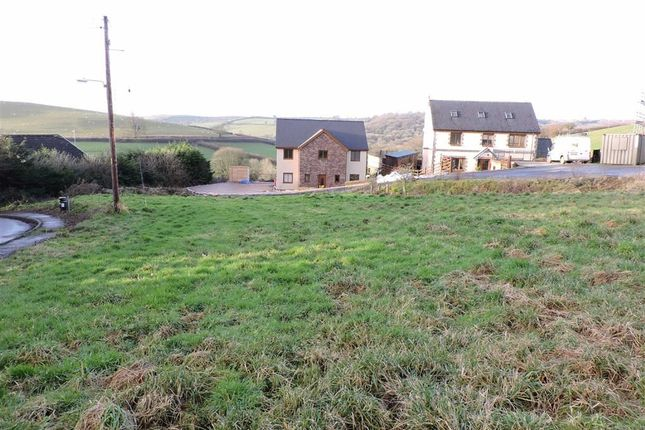 Thumbnail Land for sale in Croesyceiliog, Carmarthen