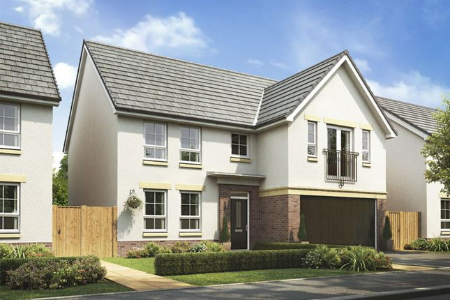 """Thumbnail Detached house for sale in """"Colville"""" at Frogston Road East, Edinburgh"""