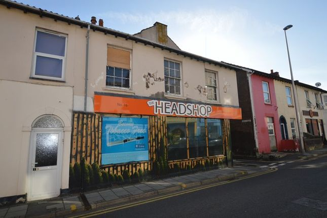 Thumbnail Commercial property for sale in Orchard Street, Weston-Super-Mare