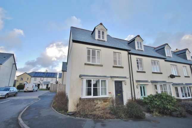 Thumbnail Semi Detached House To Rent In Treclago View Camelford Cornwall