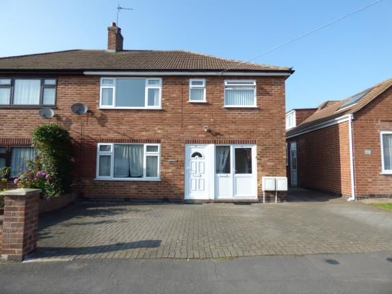 Flat for sale in Festival Avenue, Thurmaston, Leicester