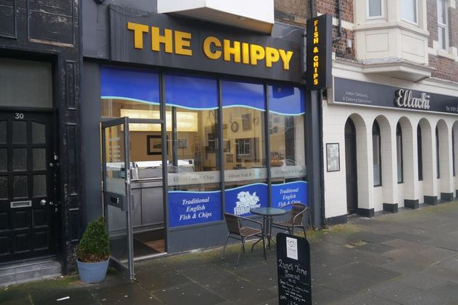 Commercial property for sale in The Chippy, 32 Station Road, Whitley Bay