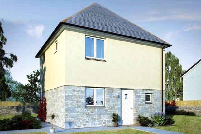 Thumbnail Semi-detached house for sale in Hidderley Park, Boilerworks Road, Camborne, Cornwall