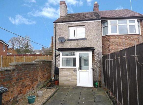 Thumbnail Semi-detached house to rent in Back Lane, Ilkeston, Derbyshire