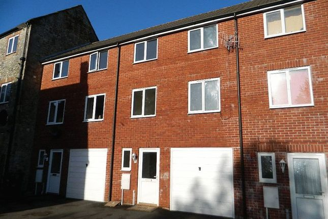Thumbnail Terraced house to rent in Foundry Mews, Combe Street, Chard