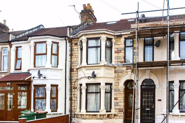 Thumbnail Terraced house for sale in Sheringham Avenue, Manor Park, London