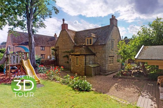 Thumbnail Cottage for sale in Main Street, Greatford, Lincolnshire