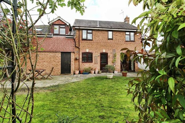 Thumbnail Detached house for sale in Holst Crescent, Old Farm Park, Milton Keynes