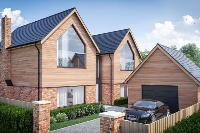 Thumbnail Detached house for sale in Gallops View, Long Riston, Hull