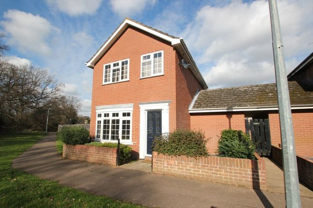 Thumbnail Detached house to rent in Becker Road, Stanway, Colchester