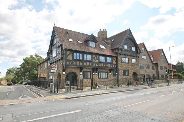 Thumbnail Flat for sale in Herkomer House, High Street, Bushey