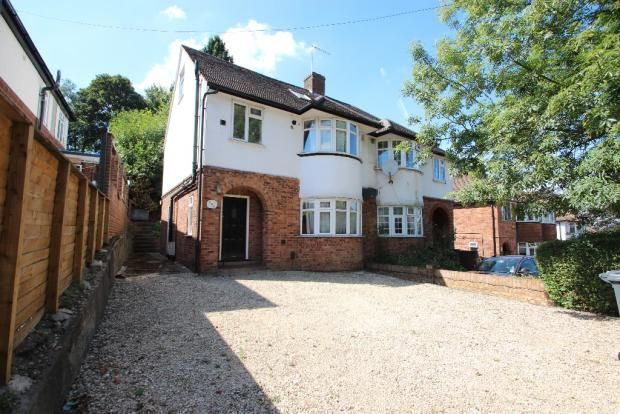 Thumbnail Semi-detached house to rent in Desborough Avenue, High Wycombe