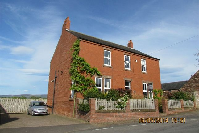 Thumbnail Link-detached house for sale in Cotehill, Carlisle, Cumbria