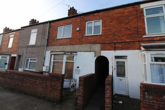 Thumbnail Flat for sale in Cemetery Road, Scunthorpe