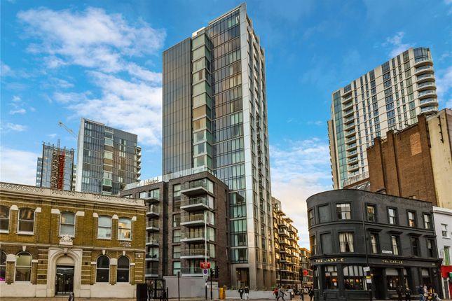 Thumbnail Flat to rent in Meranti House, 84 Alie Street, London