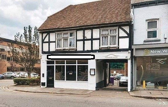 Thumbnail Restaurant/cafe for sale in High Wycombe, Buckinghamshire