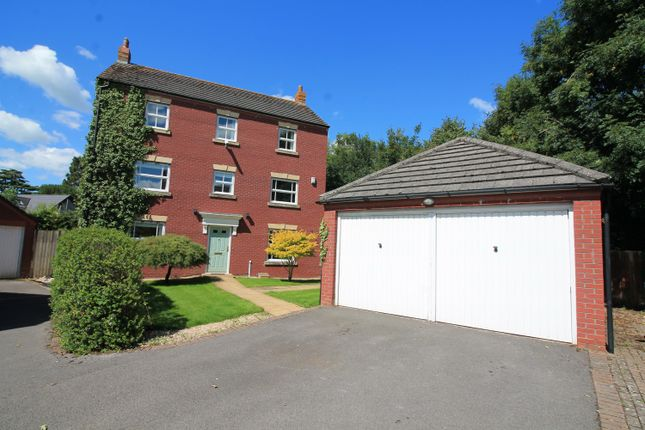 Thumbnail Detached house to rent in Vowles Close, Wraxall, North Somerset