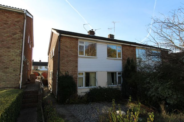 Thumbnail Flat for sale in Suffolk Close, Colchester