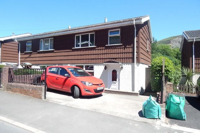 Thumbnail Semi-detached house to rent in Glan Ebbw, Blaina, Abertillery