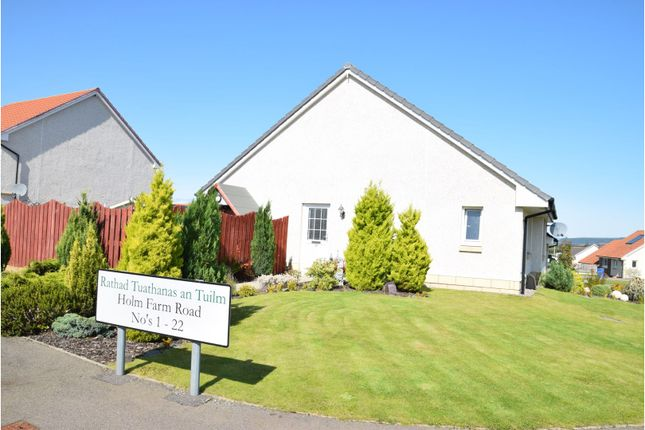 Thumbnail Semi-detached bungalow for sale in Holm Farm Road, Inverness