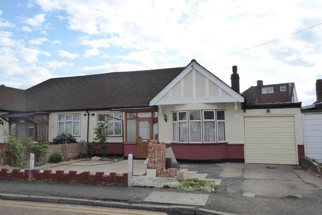 Thumbnail Semi-detached bungalow for sale in Hammond Avenue, Mitcham
