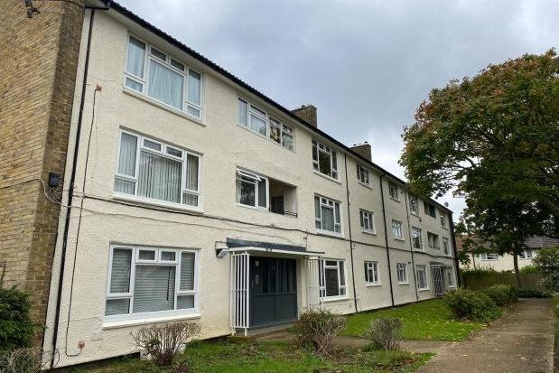 Thumbnail Flat to rent in William Place, Stevenage