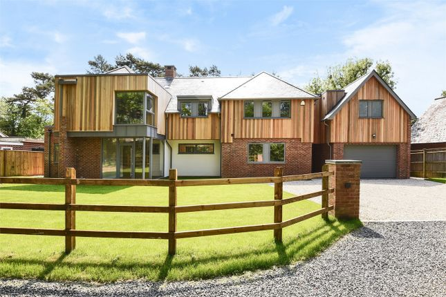 Thumbnail Detached house for sale in Compton, Winchester, Hampshire