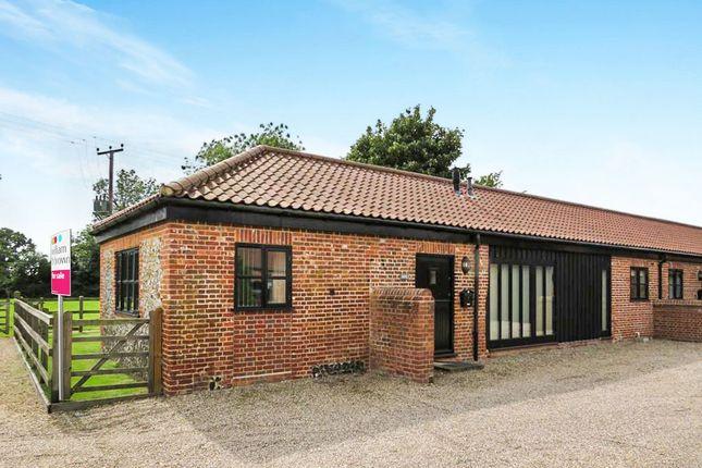 Thumbnail Property for sale in Mill Road, Frettenham, Norwich