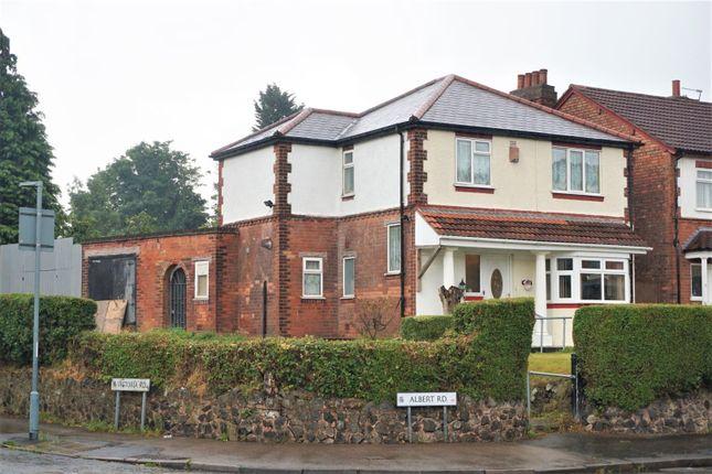 Thumbnail Detached house for sale in Albert Road, Stechford, Birmingham