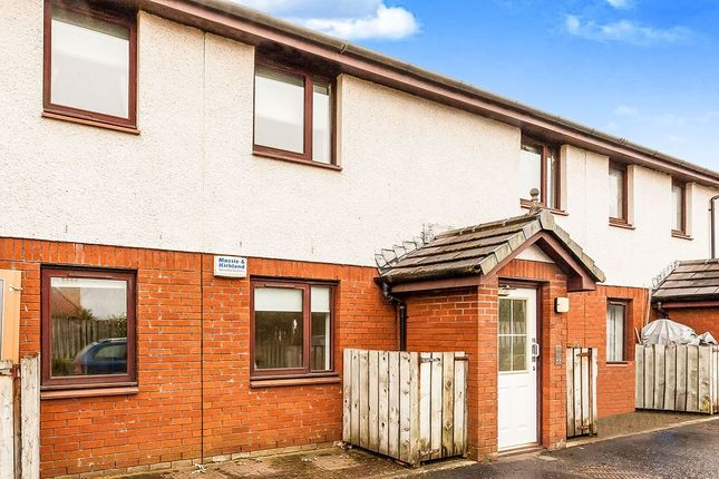 Thumbnail Flat for sale in High Station Court, Falkirk