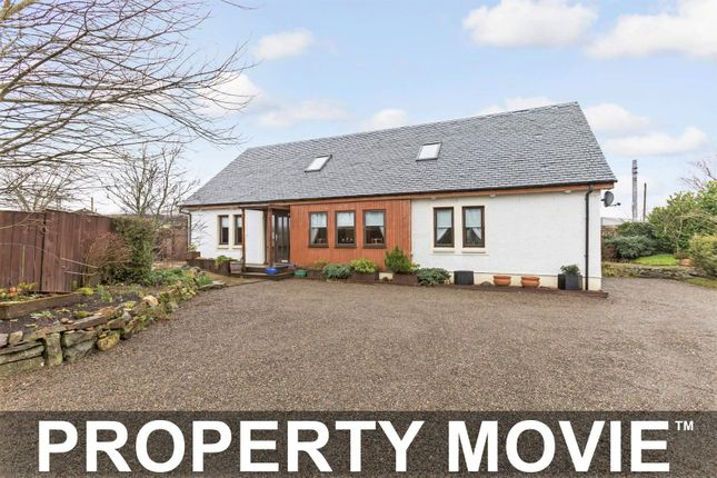 Thumbnail Detached bungalow for sale in Leadaig, 19 Hagholm Road, Cleghorn