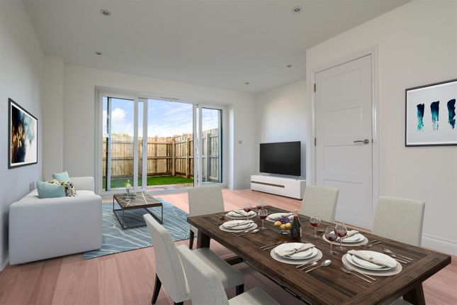 End terrace house for sale in Windsor Court, Mount Wise, Newquay